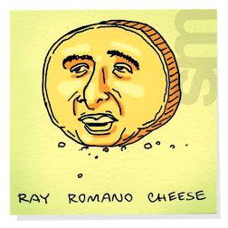 Rayromanocheese