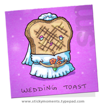 Weddingtoast