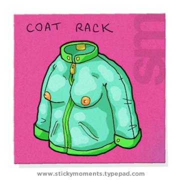 Coatrack