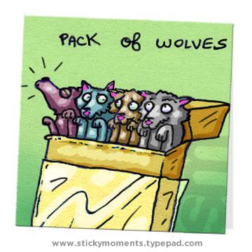 Packofwolves