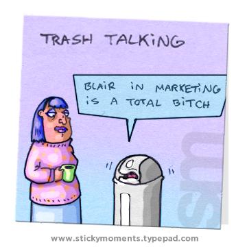 Trashtalking