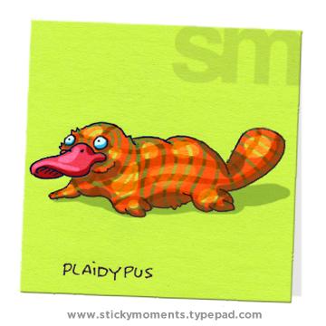 Plaidypus