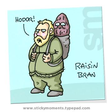 Raisinbran