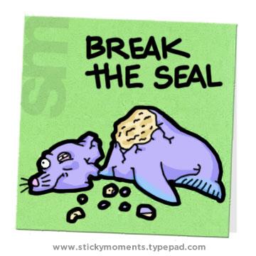 Breaktheseal