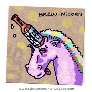 Uni-brewnicorn